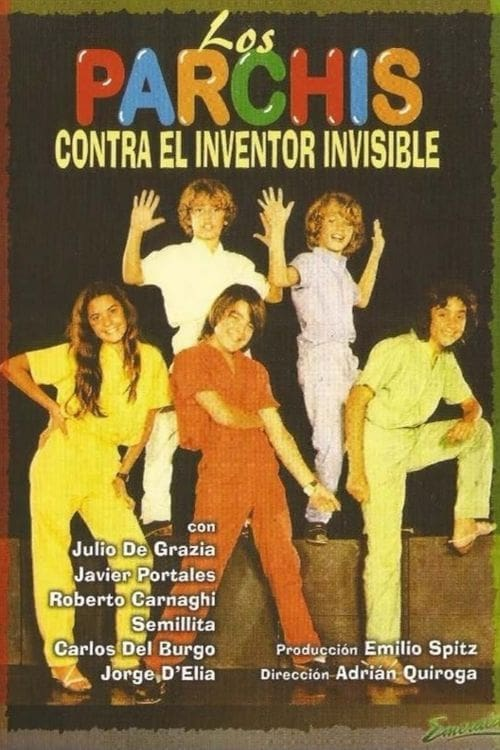 Parchis Against the Invisible Inventor (1981)