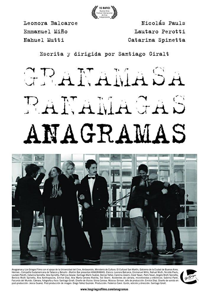 Ver Anagramas Online HD Español ()