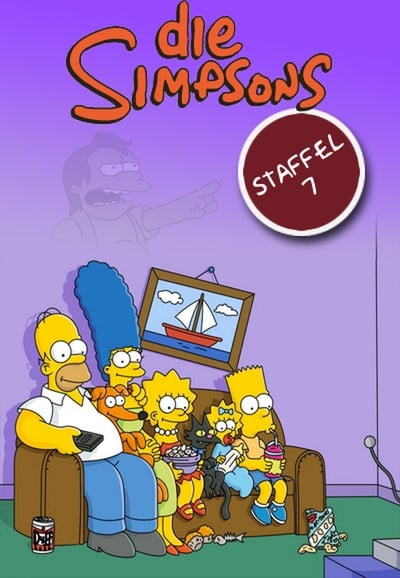 Die Simpsons Season 7