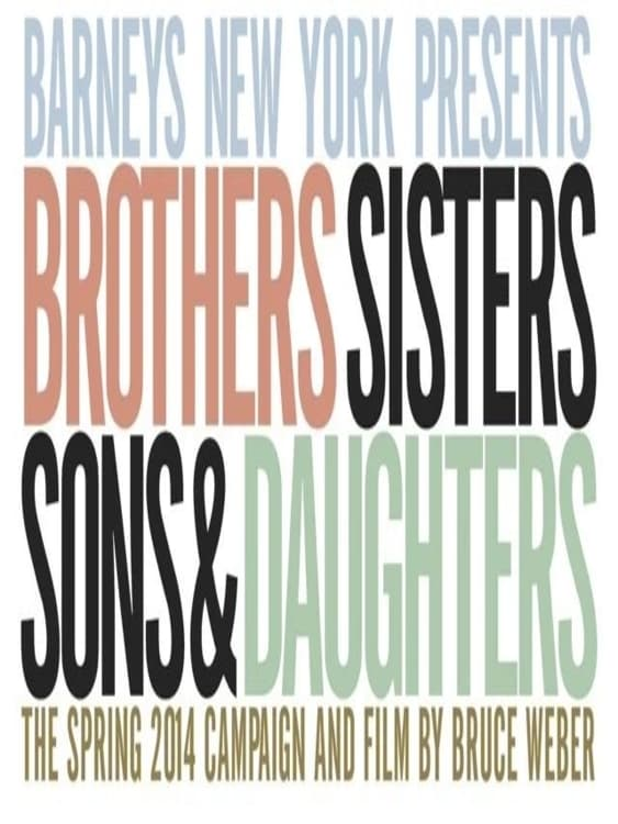 Brothers, Sisters, Sons, & Daughters: The Film