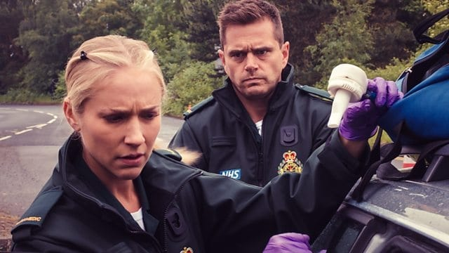 Casualty Season 33 :Episode 7  Episode 7