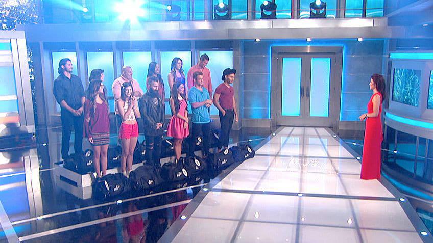 Big Brother Season 18 :Episode 1  Episode 1: Premiere, part 1