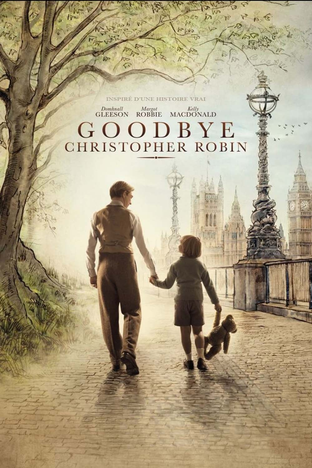 Goodbye Christopher Robin streaming
