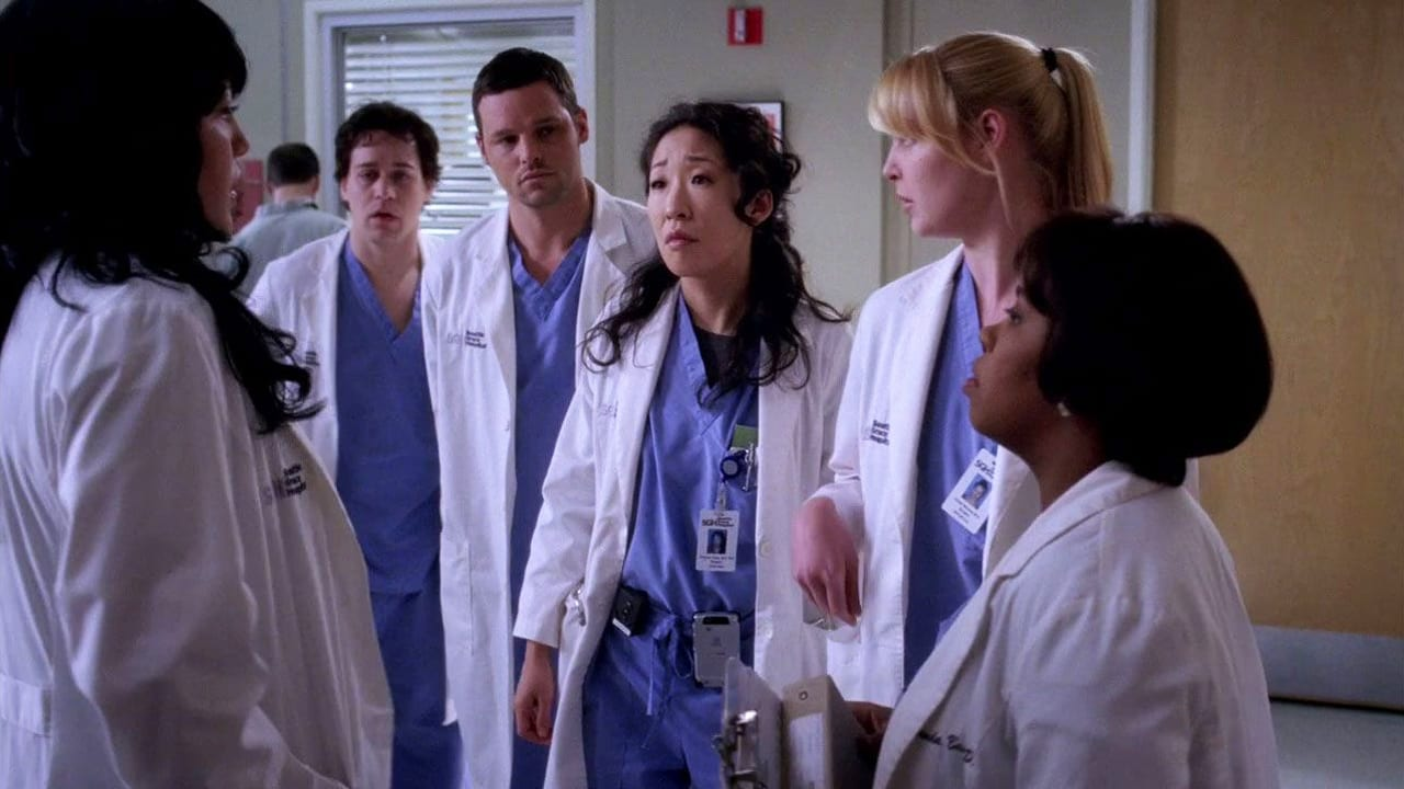 Grey's Anatomy - Season 3 Episode 19 : Alles nach Plan