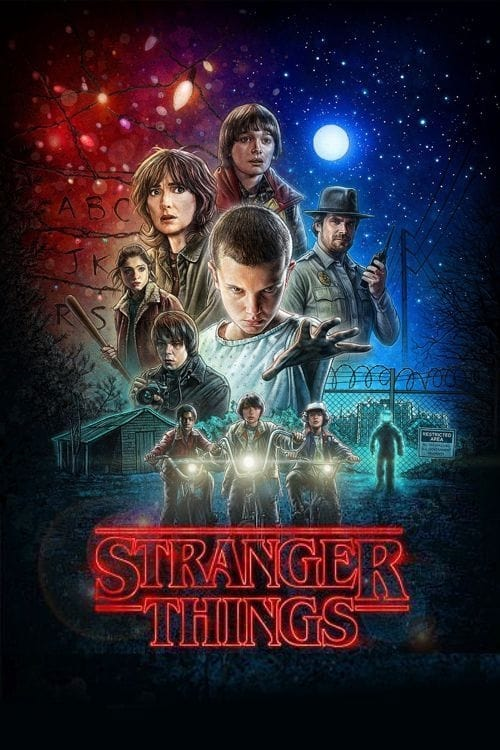Stranger Things (Temporada 1)