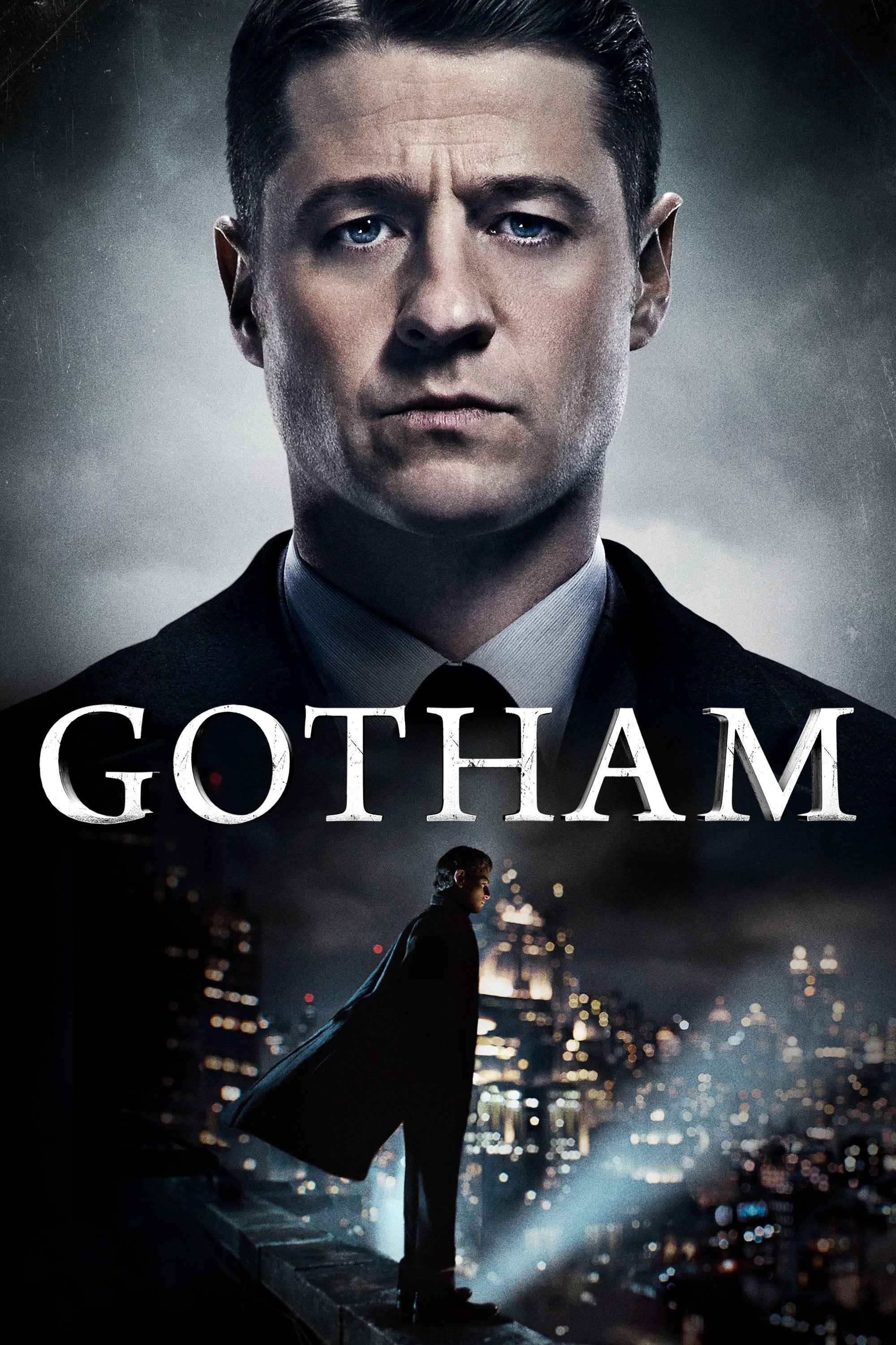 Gotham – Todas as Temporadas Dublado / Legendado (2014)