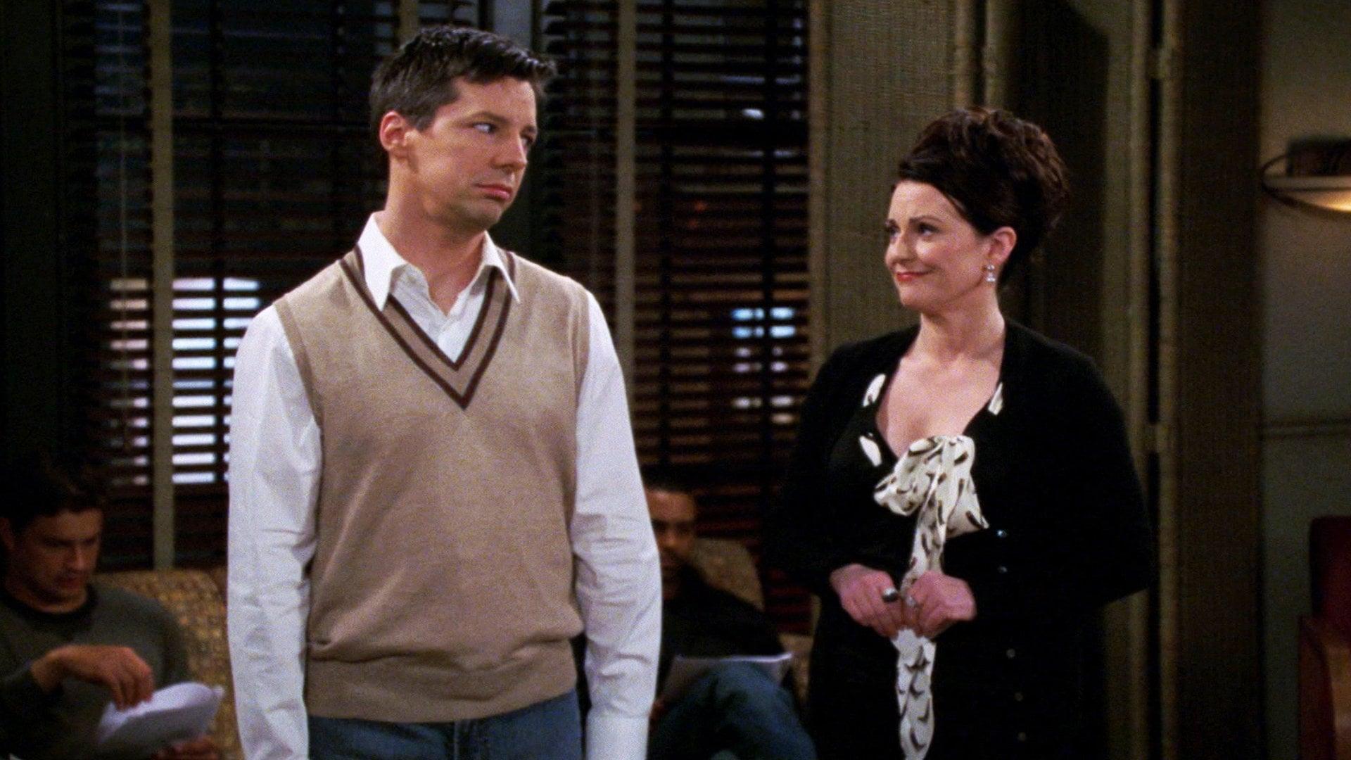Will & Grace Season 8 :Episode 19  Blanket Apology