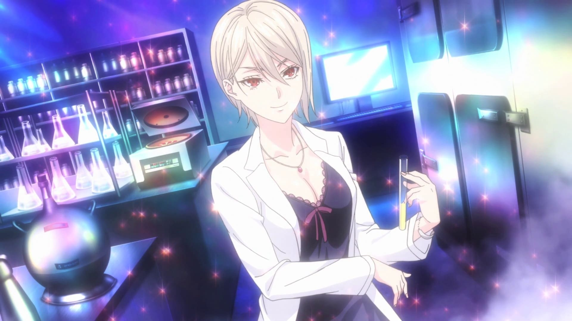 Food Wars! Season 1 :Episode 22  That Which Transcends the Norm