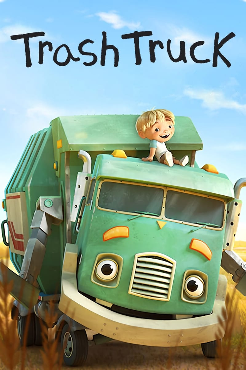Trash Truck TV Shows About Kids