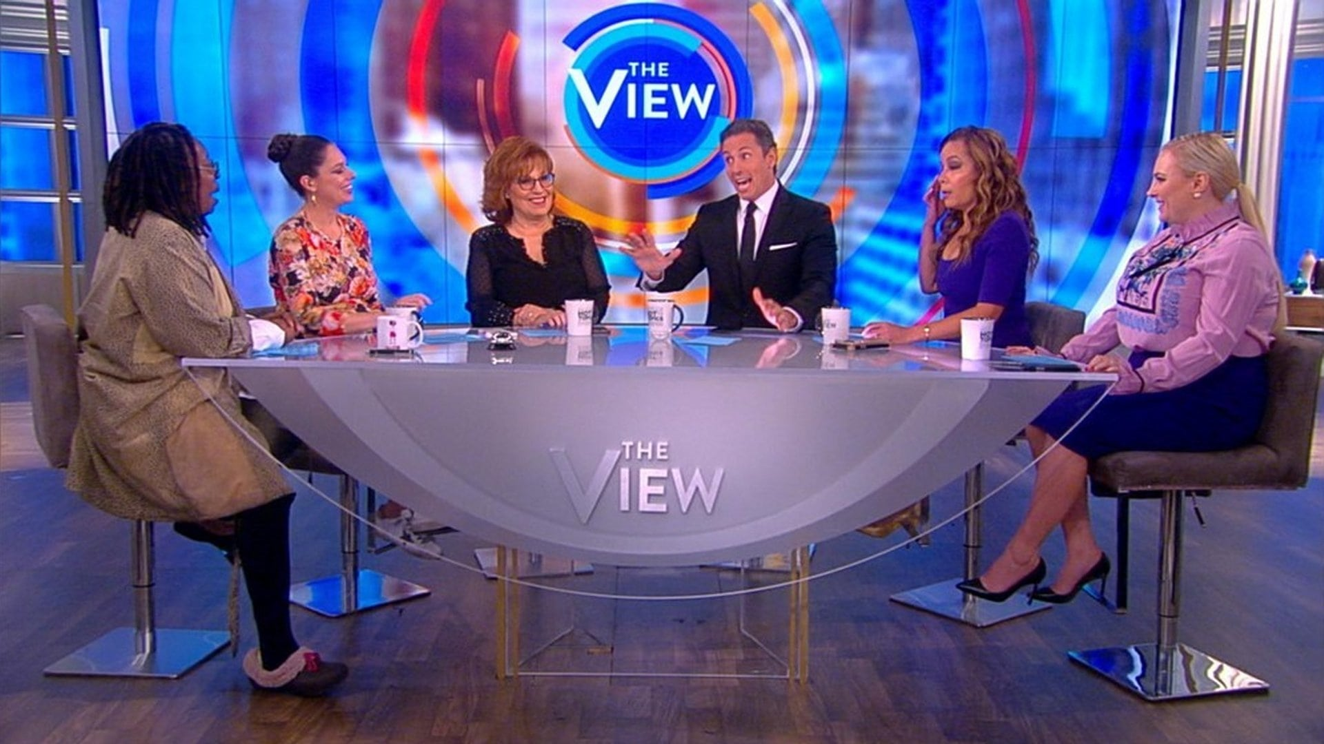 The View Season 22 :Episode 87  Chris Cuomo