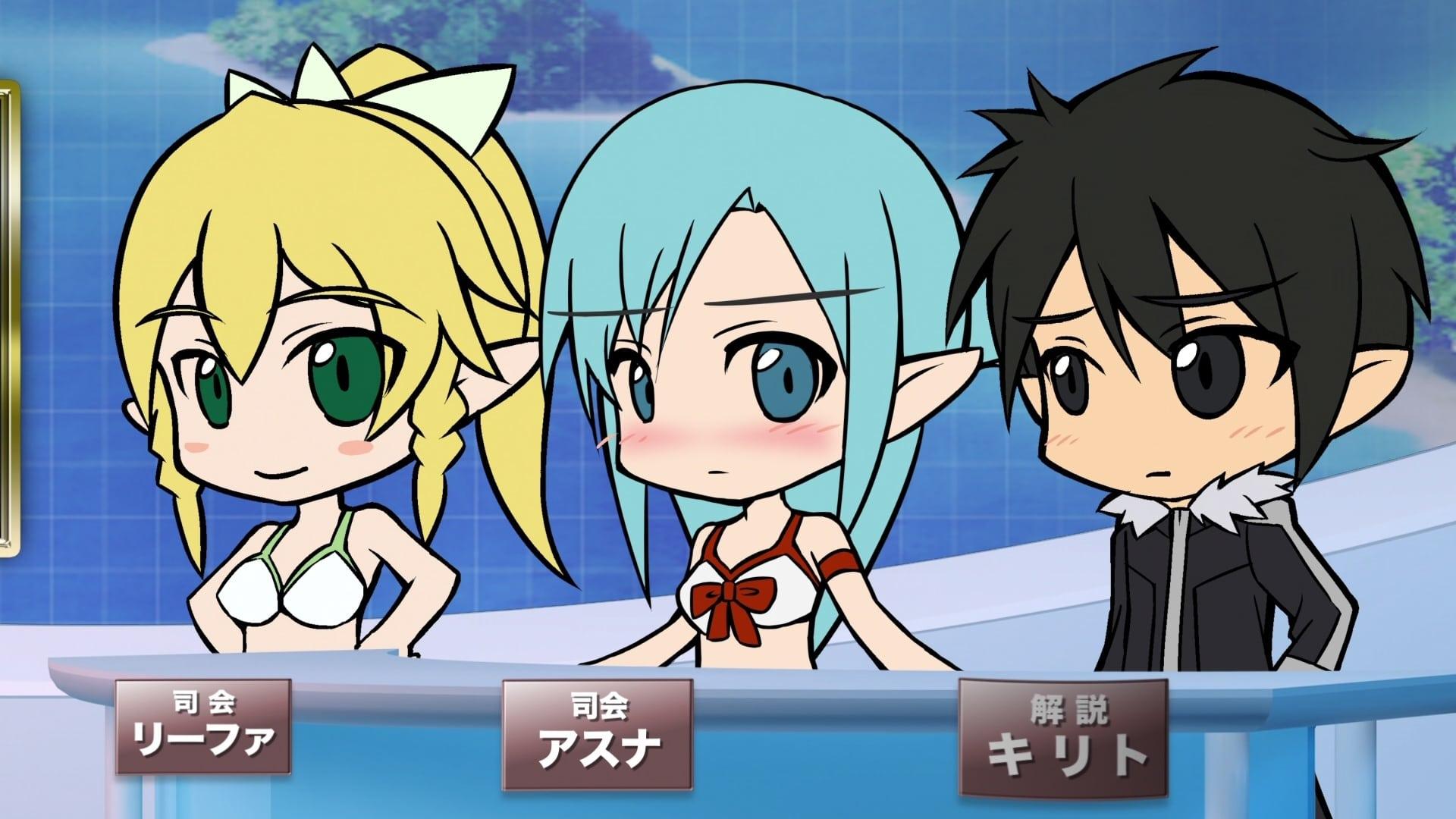 Sword Art Online Season 0 :Episode 11  Sword Art Offline: Extra Edition