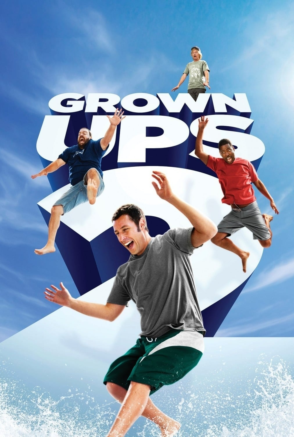 Son como niños 2 (Grown Ups 2)