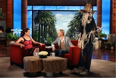 The Ellen DeGeneres Show Season 9 :Episode 12  Jennifer Garner, Cody Siminpson, Kevin Dillon