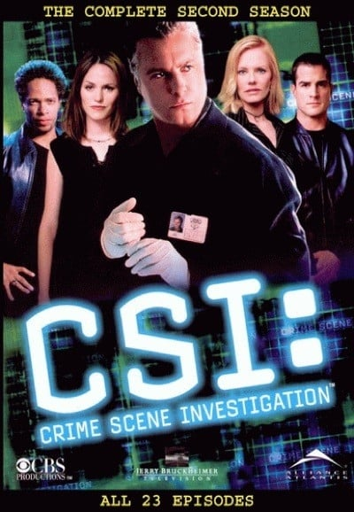 CSI: Crime Scene Investigation Season 2