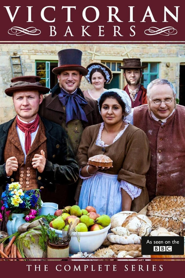 Victorian Bakers TV Shows About Victorian England