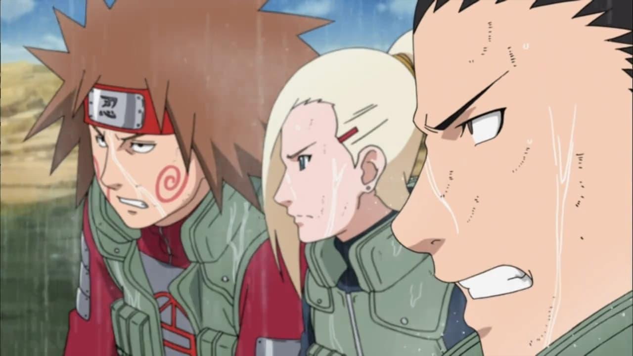 Naruto Shippūden - Season 14 Episode 315 : Lingering Snow