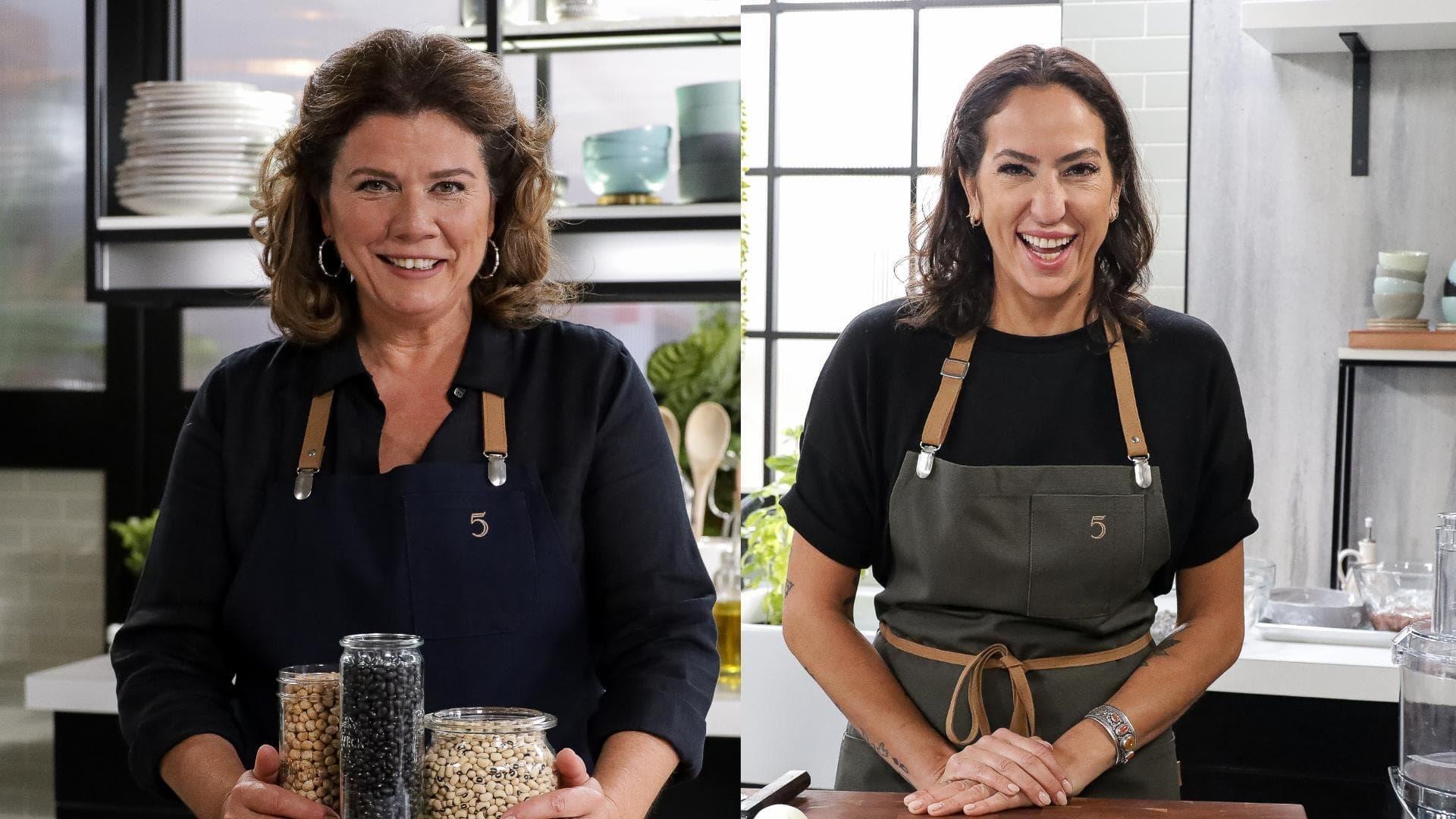 5 chefs dans ma cuisine Season 1 :Episode 11  Episode 11
