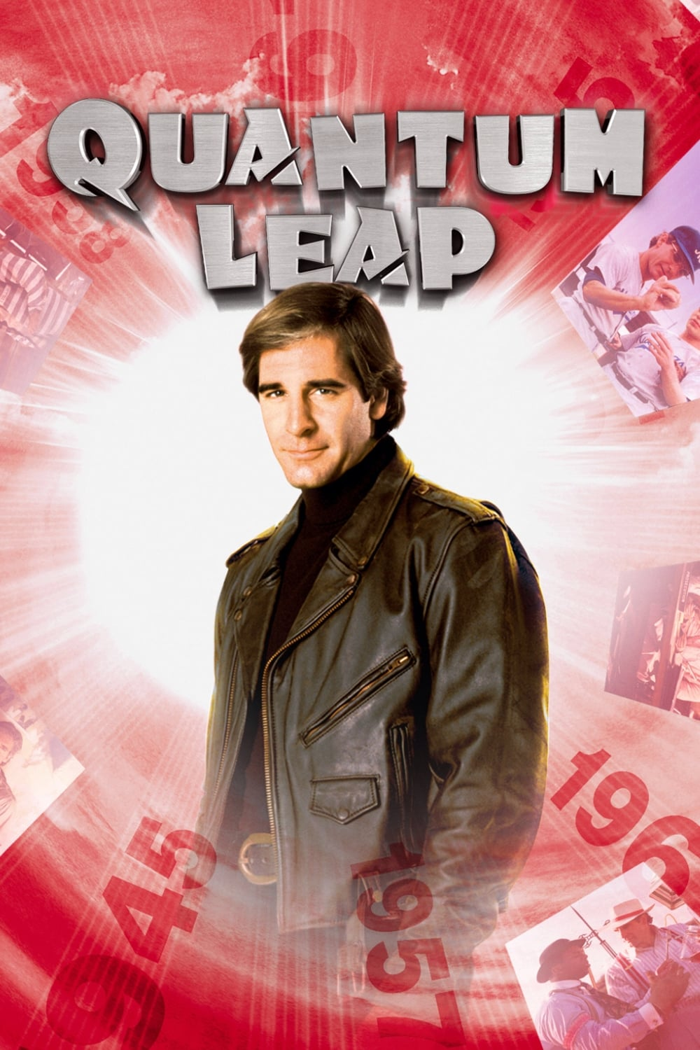 quantum leap tv series 19891993 posters � the movie