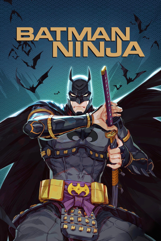 Batman Ninja (2018) HD 1080P LATINO/INGLES