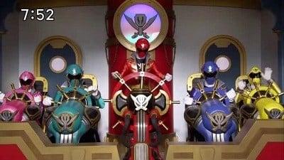 Super Sentai Season 35 :Episode 39  Why? We're High School Students