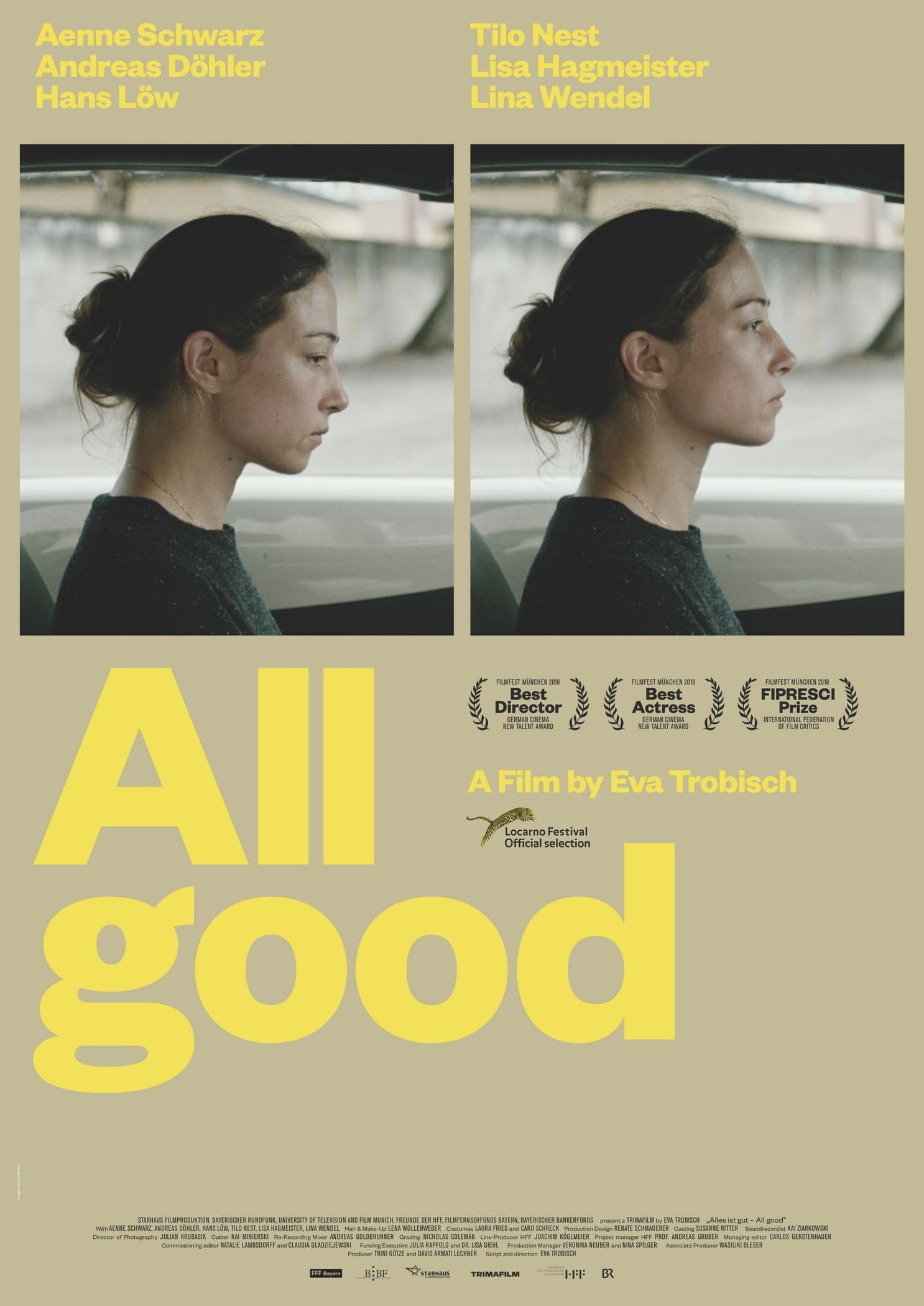 watch All Good 2018 online free