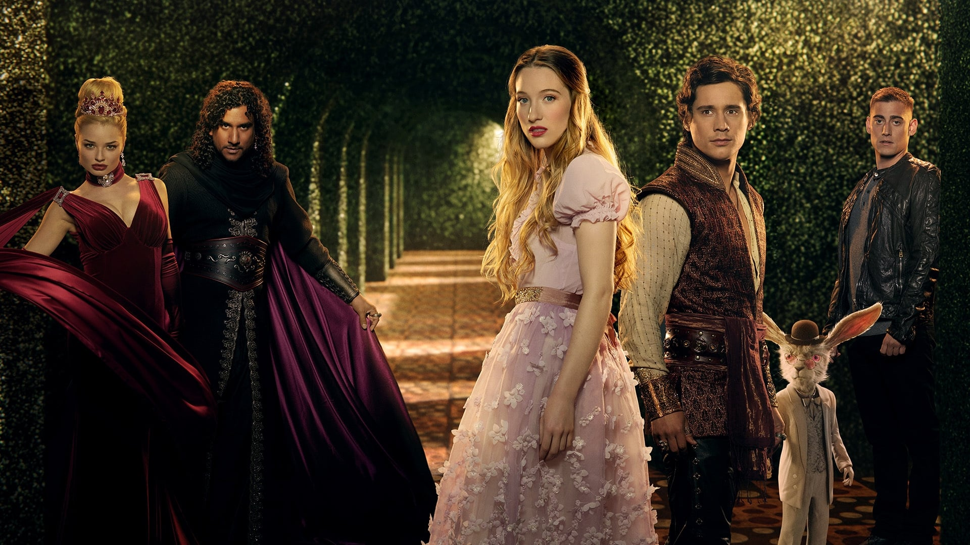 'Once Upon a Time in Wonderland' canceled