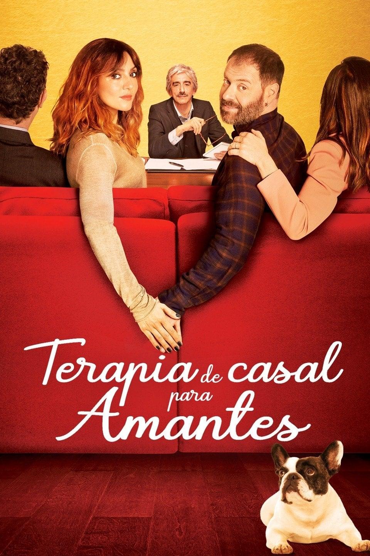 Terapia de Casais para Amantes poster, capa, cartaz