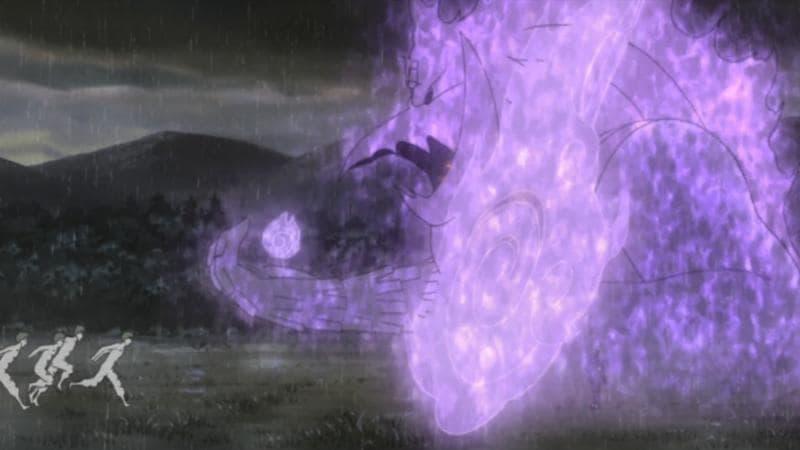 Naruto Shippūden Season 15 :Episode 331  Eyes That See in the Dark