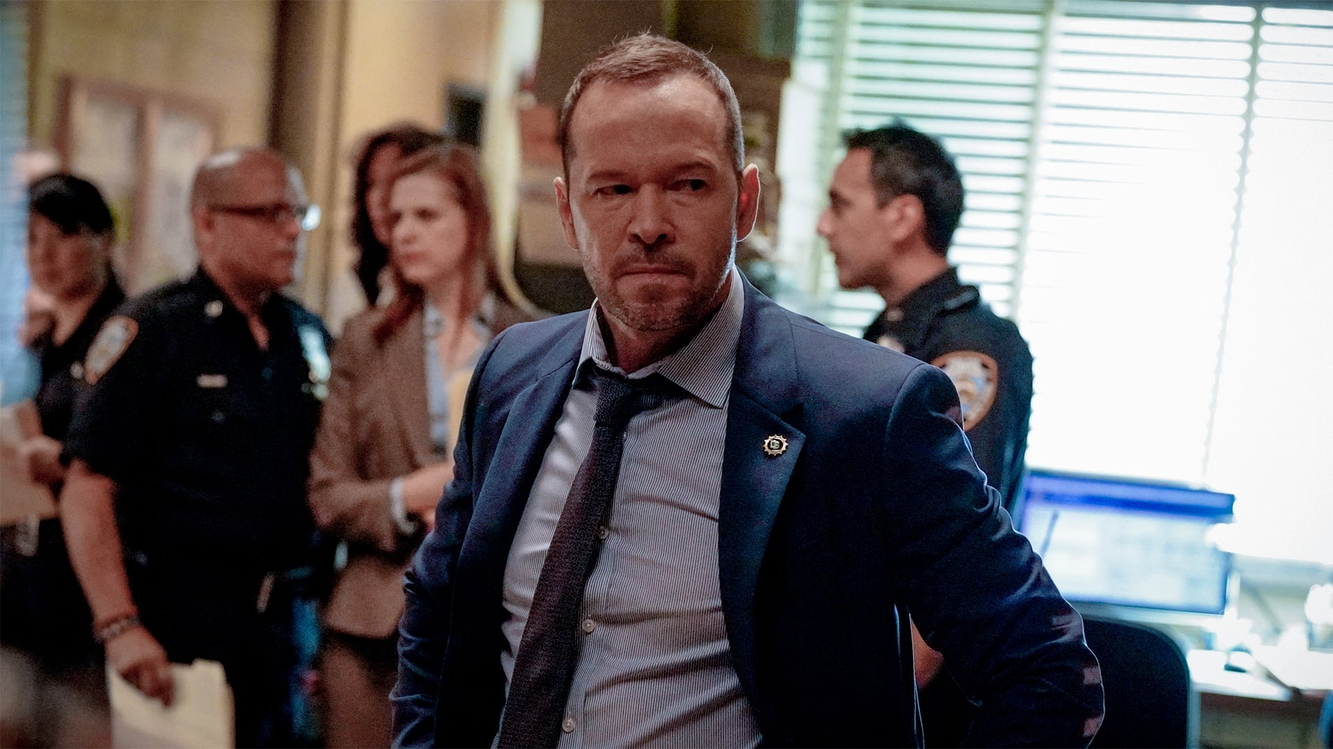 Blue Bloods Season 9 :Episode 1  Playing with Fire