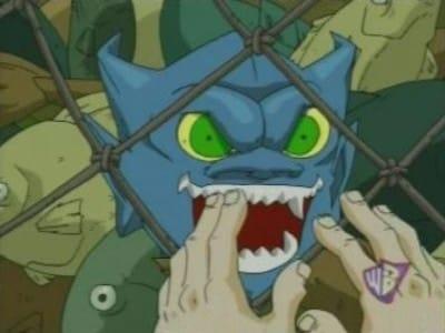 Jackie Chan Adventures Season 4 :Episode 5  The Demon Behind