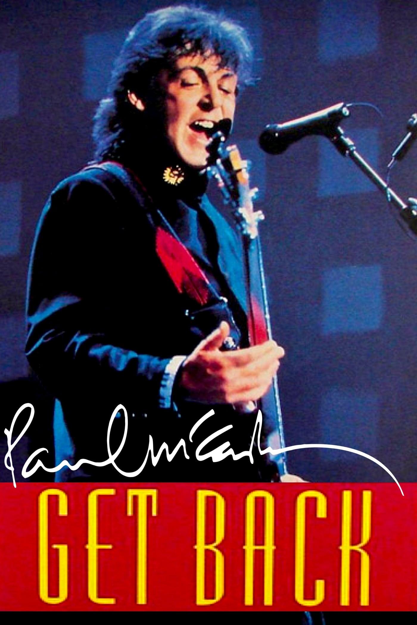 Paul McCartney: Paul McCartney's Get Back (1991)