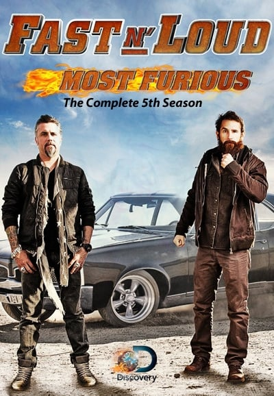Fast N' Loud Season 5