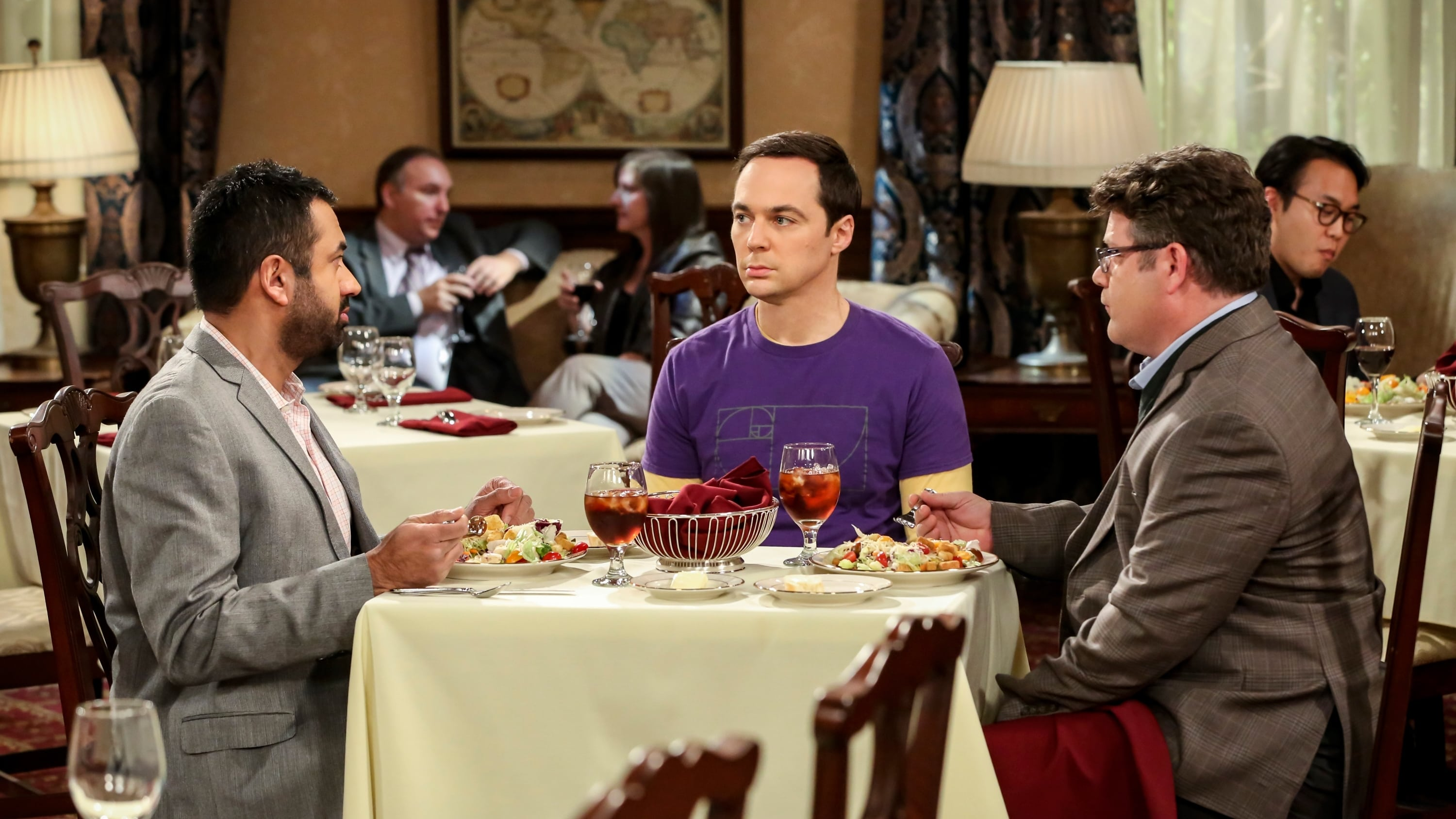 The Big Bang Theory Season 12 :Episode 13  The Confirmation Polarization