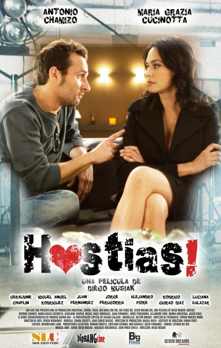 Hostias (Un Amor de Pelicula) on FREECABLE TV