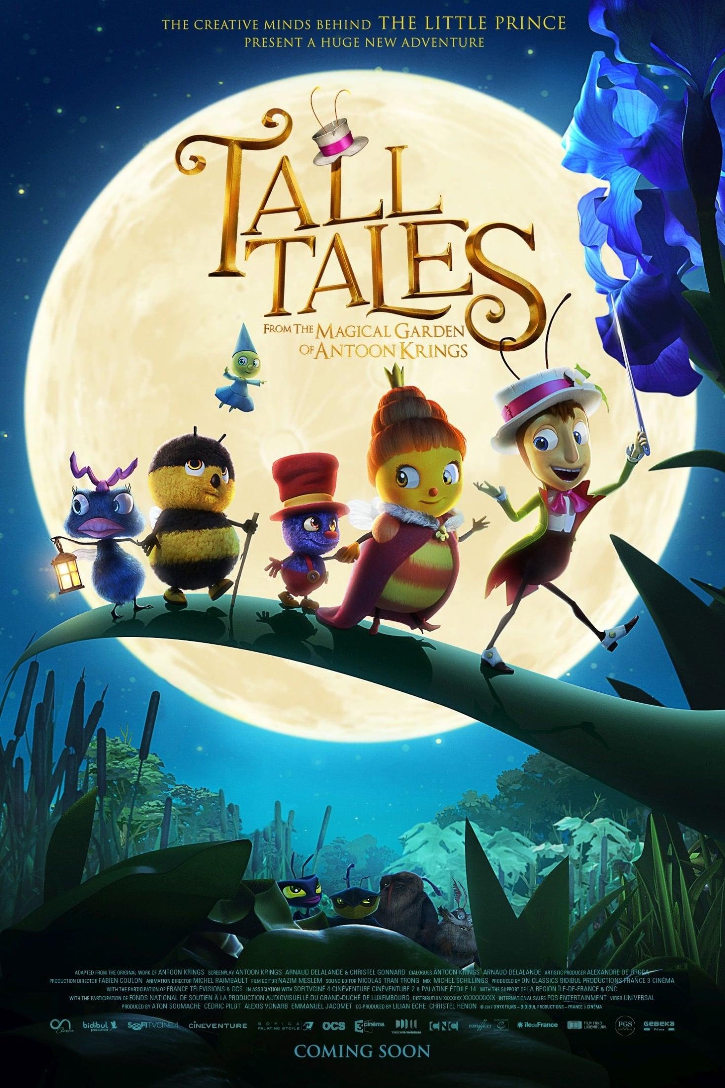 watch Tall Tales 2017 online free