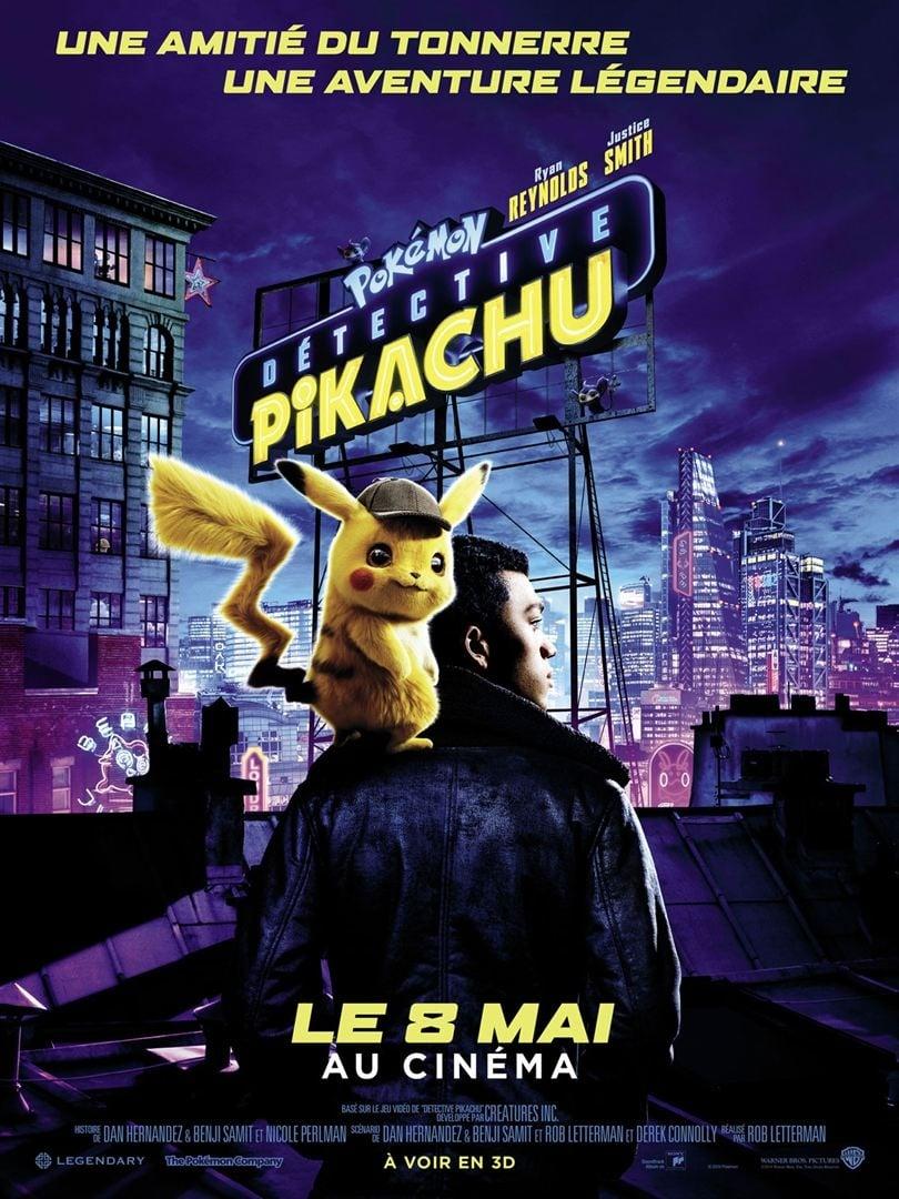POKÉMON Detective Pikachu streaming