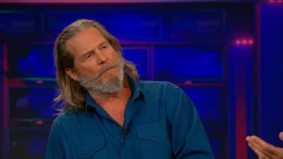 The Daily Show with Trevor Noah Season 18 :Episode 41  Jeff Bridges