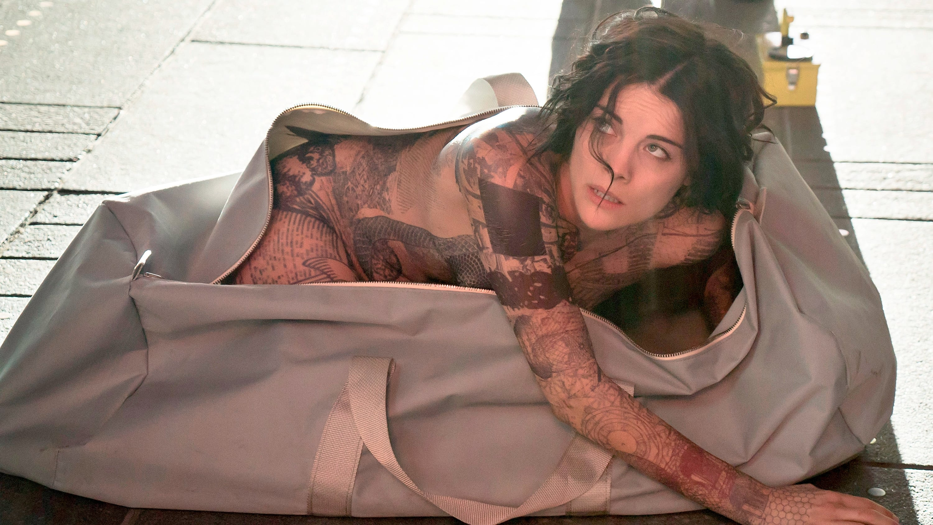 Blindspot Season 1 :Episode 1  Pilot