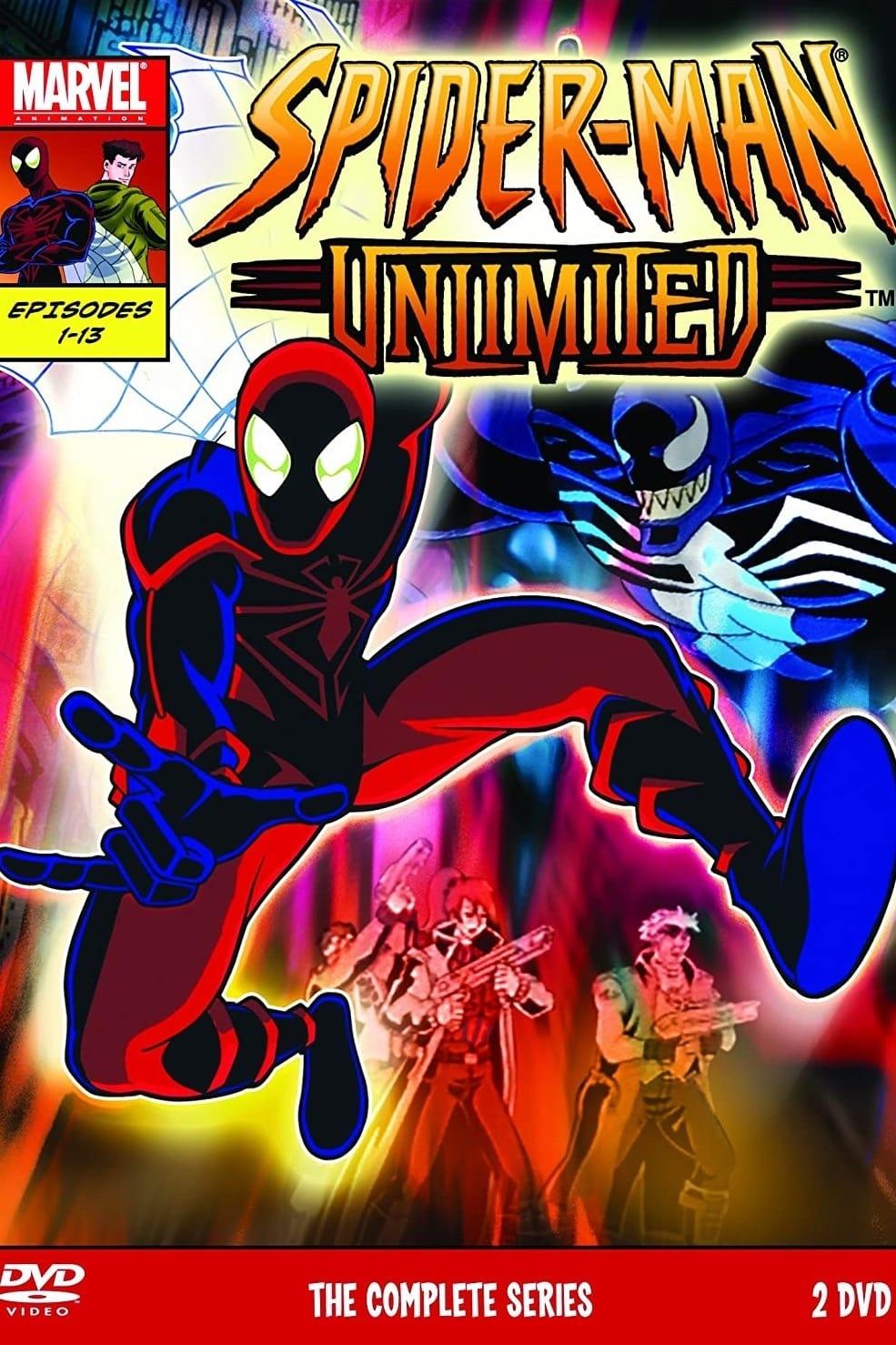 Spider-Man Unlimited (1999)