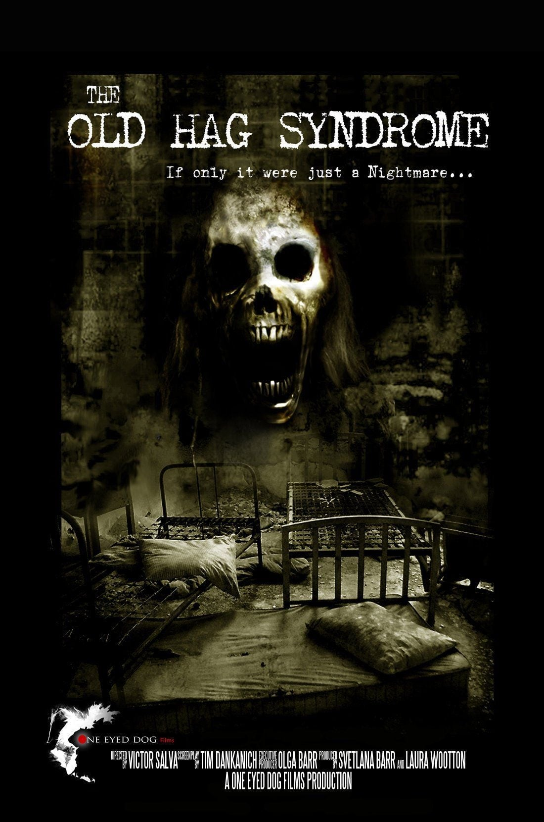 Ver The Old Hag Syndrome Online HD Español (2015)