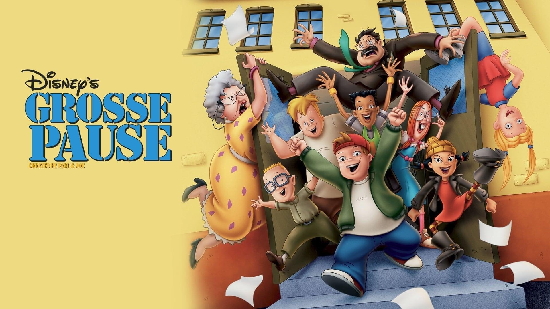 Disneys GroГџe Pause Film
