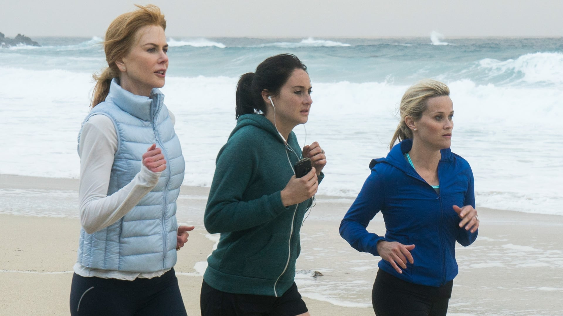 Big Little Lies Season 1 :Episode 5  Once Bitten