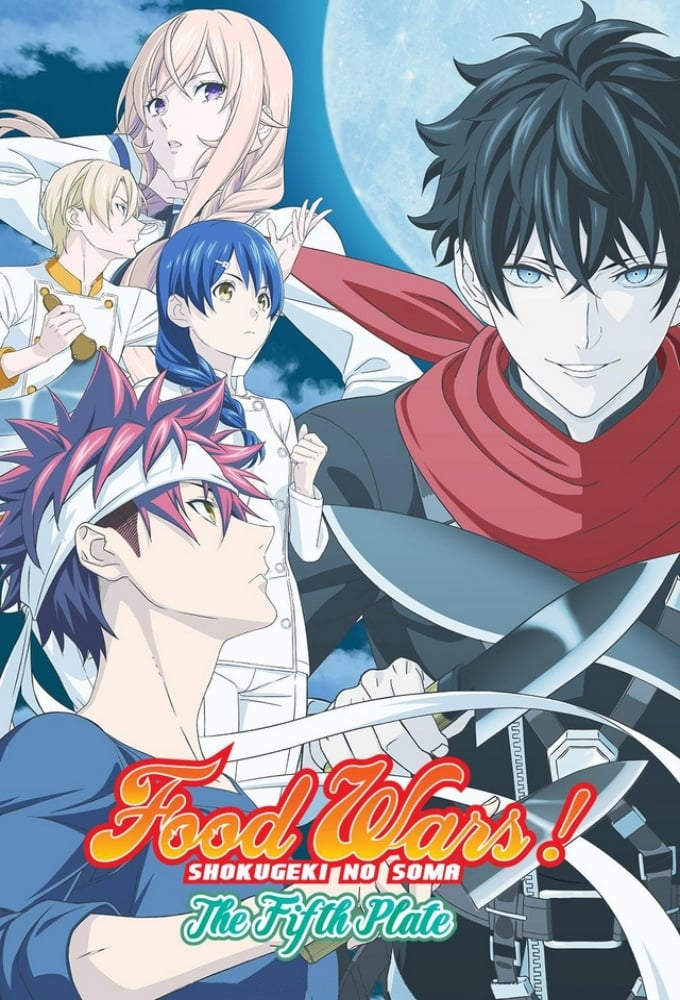 Food Wars! Shokugeki no Soma Season 5