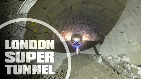 NOVA Season 44 :Episode 4  Super Tunnel