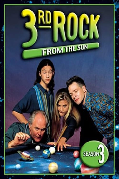 3rd Rock from the Sun Season 3