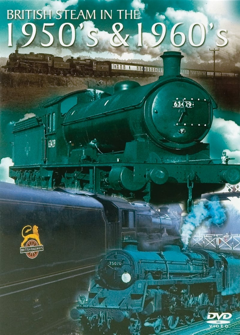 British Steam in the 1950's and 1960's (1970)
