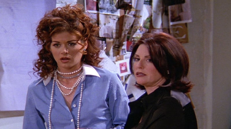Will & Grace Season 1 :Episode 13  The Unsinkable Mommy Adler