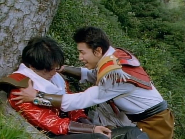 Super Sentai Season 22 :Episode 12  Reliving the Nightmare