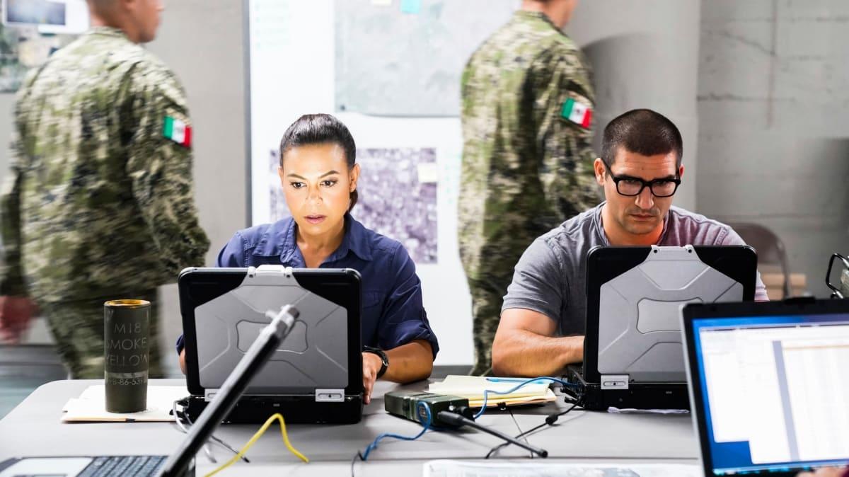 SEAL Team Season 2 :Episode 9  Santa Muerte