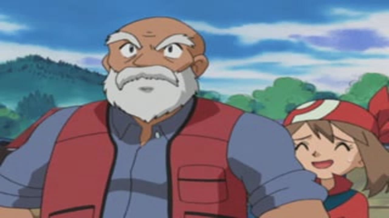 Pokémon Season 6 :Episode 18  On a Wingull and a Prayer!